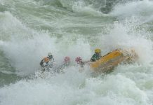 Travel Stories, Uganda White Water Rafting