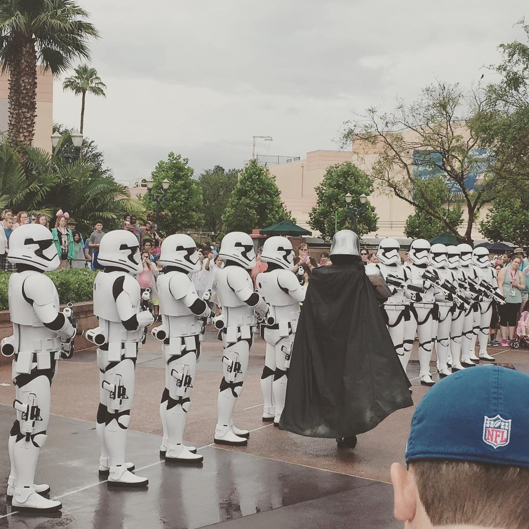 what's in orlando? stormtropers