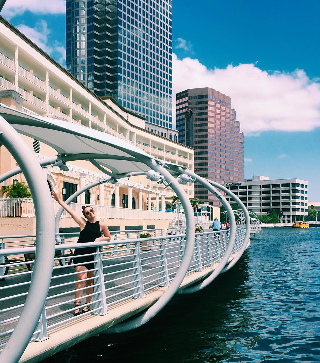 What's in Tampa? Riverwalk